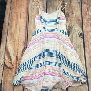 Old navy stripped dress *XS*